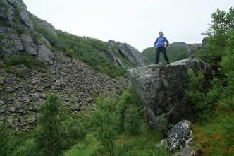 Master climber Anne