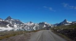 On our way into Koldedalen
