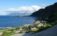 Heading out from Goksøyr