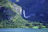 Feigefossen, seen on my way back to Sogndal