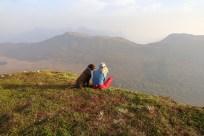 Overlooking Ringstaddalen valley