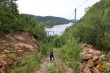Down to Langfjord