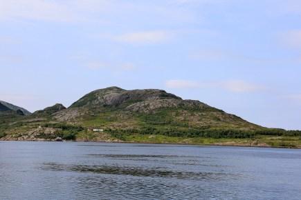Sperstadåsen seen from Jektvik