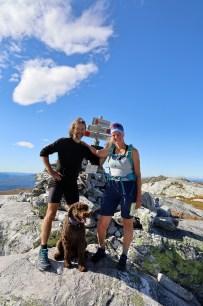 On top of Jøronnatten!