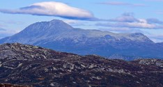 Gaustatoppen - visited in 2001 - 20 years ago...