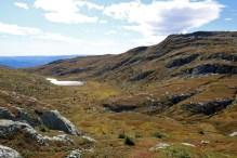 Bjørndalen valley