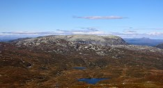 Mælefjell - the highest top in this region