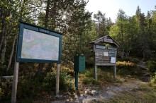 Grimås trailhead