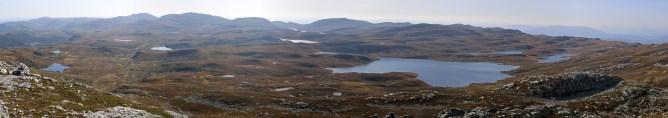 View from Røysdalsnuten (2/2)