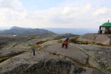 On top of Styggmann