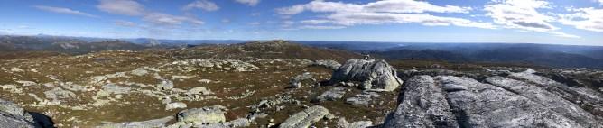 Iphone8 panorama from Troganatten