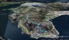The route to Høgeskolten