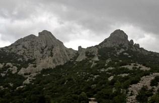 Fascinating peaks
