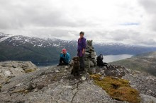 On Landseterfjellet