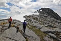 The final ridge