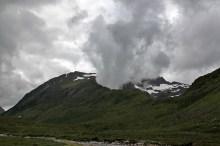Vassdalstinden looks like a volcano
