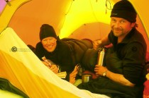 Room mates (Torstein and me)