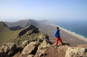 Me on Pico de la Zarza
