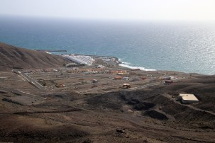 Playa del Aceituno