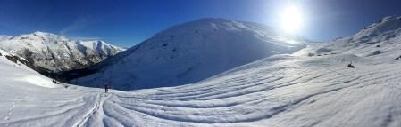 Rising above Bakkedalen