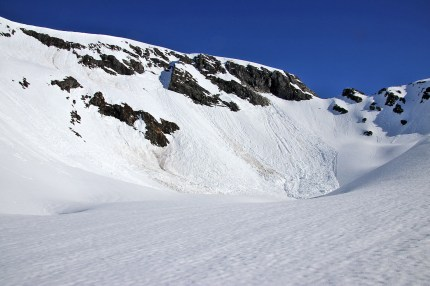 Spring avalanches...