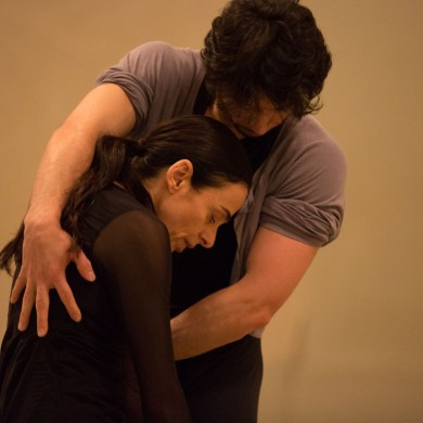 Alessandra Ferri and Herman Cornej