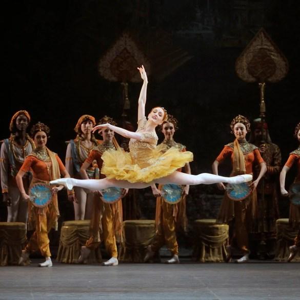 American Ballet Theatre Bayadère
