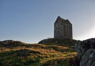 Smailholm Tower