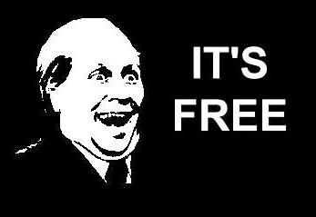 IT'S FREEEE