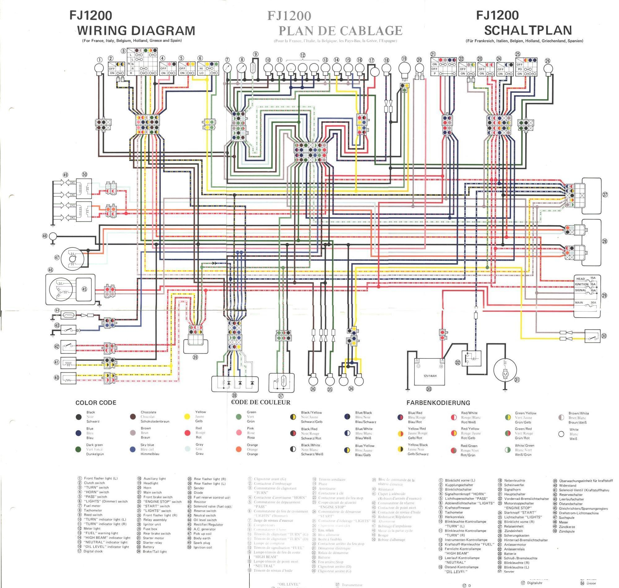 fj1200 wiring diagram dual battery solenoid isolator fj1100 xs360