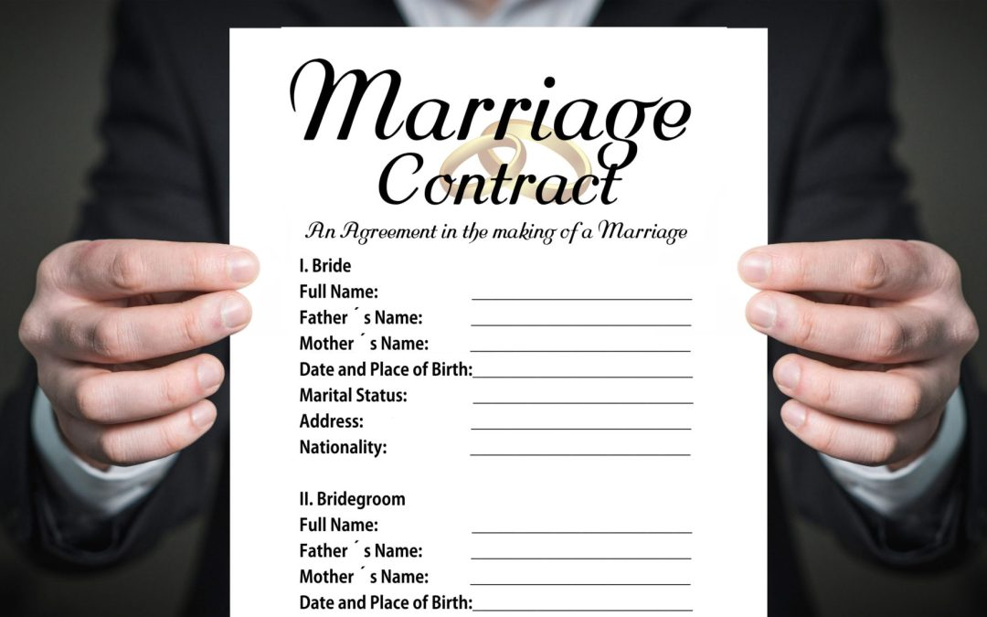 Marital Agreement