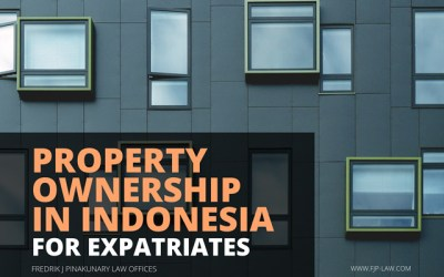 Property Ownership in Indonesia for Expatriates