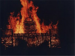 Osterfeuer 1998
