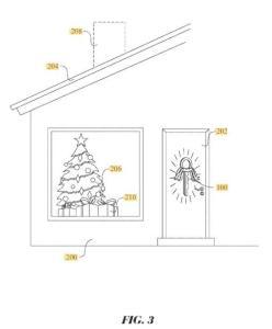 System świątecznej rozrywki