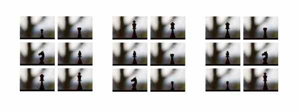 Wilfried Malkusch - Triptychon