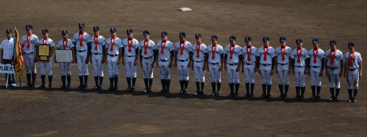 九国選手たち