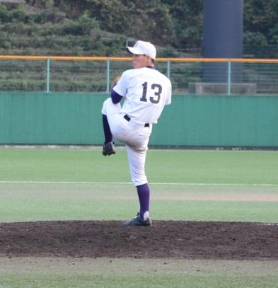 東福岡・福島投手2