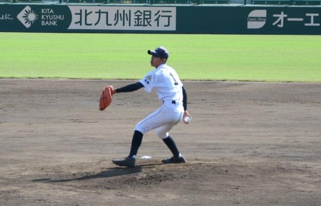 新宮・辻投手