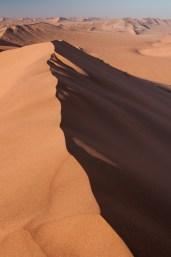 Duny v NP Sossusvlei - Namibie