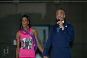 Mother of Olivia Brown and Rev. Al Sharpton