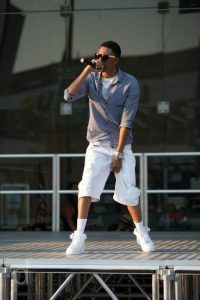 Epic Recording Artist Young Deon