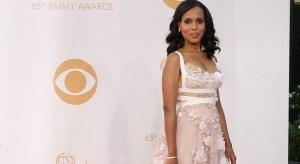 Emmys-2013-Kerry-Washington-Is-Probably-Pregnant-Photo
