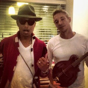 Diplo-and-Pharrell-Williams