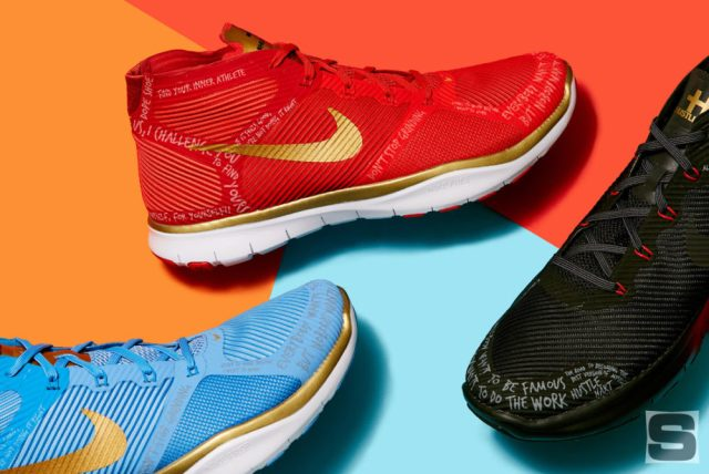 Nike Cross Trainer Shoes Kevin Hart