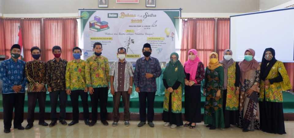 BULAN BAHASA DAN SASTRA 2020, PROGRAM STUDI PENDIDIKAN BAHASA INDONESIA