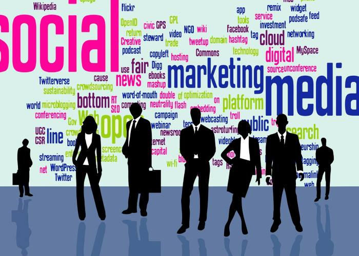 Online Social Marketing