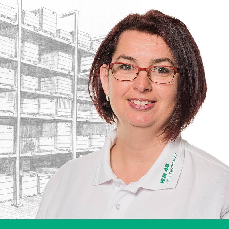 Daniela Reber-Weiss FKM Lagerorganisation