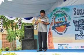 Sambutan oleh Perwakilan Walikota Balikpapan