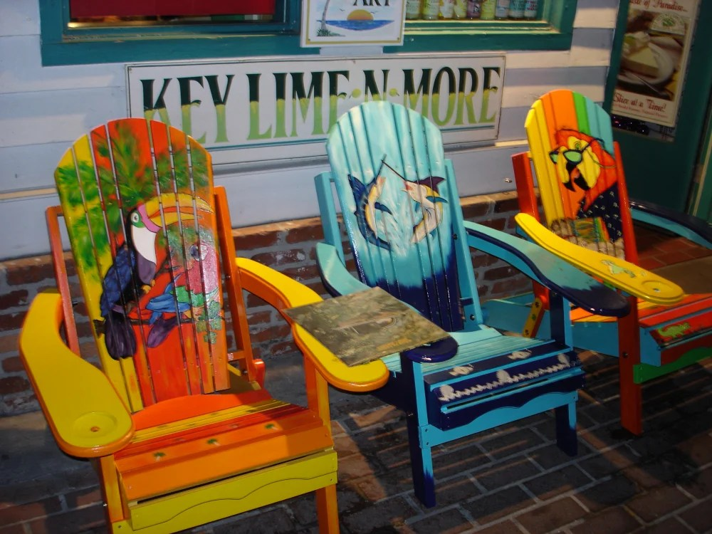 key west chairs grey upholstered dining set of 4 florida keys photo adventure 339 by michael kirby