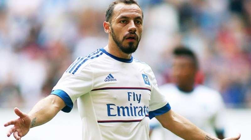 Marcelo Díaz diz que lesão veio em momento errado e permanecerá no Hamburgo
